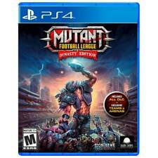 Mutant League Football Dynasty Ed (Sony PlayStation 4) PS4 new sealed video game