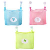 Fashion Baby Bath Bathtub Toy Mesh Net Storage Bag Organizer Holder Bathroom  BA