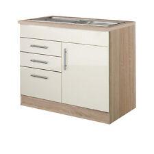Hängeschrank Küchenschrank Küche Schrank 40cm mit Einlegeboden 1türig SI-W2//40