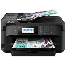 EPSON Stampante Multifunzione WorkForce WF-7710DWF Inkjet a Colori A3 Stampa Cop