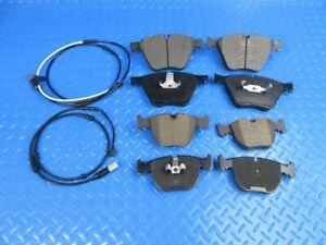 Rolls Royce Ghost front and rear brake pads + wear sensors #7061 2010 2011