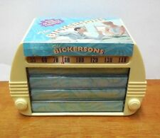 The Bickersons 1947-1951 Old Time Radio Shows Episodes COMEDY 4 audio cassettes