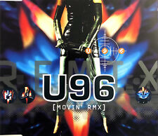 U96 ‎Maxi CD Movin' (Rmx) - Germany (M/EX+)
