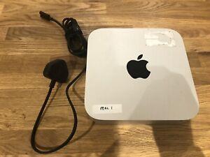 Apple Mac Mini A1347 (Mid 2010) Intel Core 2 Duo, 8GB RAM, 2 X SSD 150GB parts