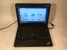 "Lenovo ThinkPad x140e 11.6"" Laptop AMD 1.4GHz 4GB 320GB Windows 10"