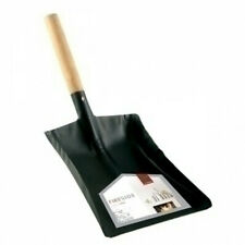 Large Coal Shovel Ash Tidy Pan Coal Scoop Fireside Tool Companion Set Fire Scoop