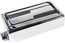 Lace 20126 Alumitone Deathbucker Humbucker Pickup SPLIT COIL, Chrome w/Trim Ring