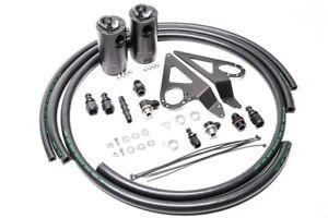 Radium Dual Catch Can Kit for FRS BRZ FT86 Toyota Subaru Scion 20-0903