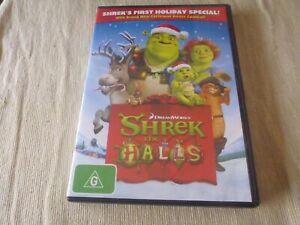 Shrek the Halls (DVD, 2014) Region 4  Mike Myers, Eddie Murphy