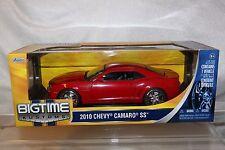 X 22*1/18*Jada DUB CITY 2010 Chevy Camaro COUPE SS1:18 Diecast BIGTIME*Neuwertig