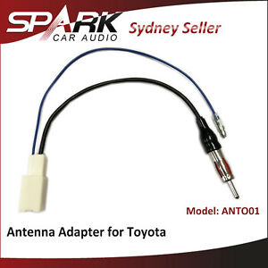 AD Antenna adapter for Toyota 86 2012+  to m din antenna aftermarket ANTO01