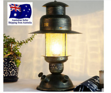 Traditional Antique/Vintage/Industrial style Table study bedside lamp light