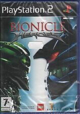 Bionicle Heroes Videogioco Playstation 2 PS2 Nuovo Sigillato 5021290028074