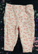 Cotton On Baby Girls Leggings Pants 0-3 Months