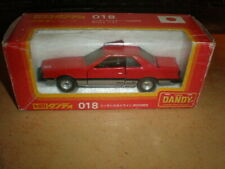 Tomica DANDY 1/43   #018  Nissan Skyline 2000 RS       MIB   (17-040)