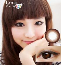 Beaut Eye Choco Choco Brown Farbige Kontaktlinse Korean Contact Lenses - DIA14.3