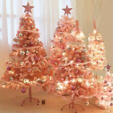 Christmas Tree 60cm Pink Decoration Ornaments Christmas Decorations For Home