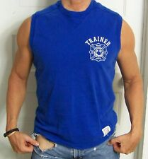 mens - ABERCROMBIE & FITCH shirt - M - MUSCLE - MOUTH To MOUTH TRAINER  Graphics