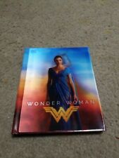 Target Exclusive Digibook. Wonder Woman. Blu Ray/DVD