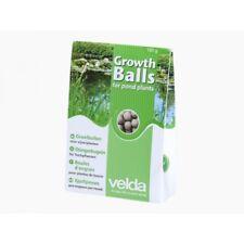 Velda Boules D'engrais pour Plantes de bassin Growth Balls 50 Pièces 122250