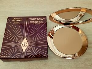 Charlotte Tilbury Airbrush Bronzer Refillable For Face & Body 16g FAIR New Boxed