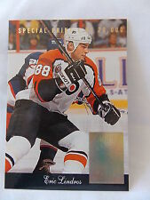 ERIC LINDROS 1994 DONRUSS PREMIER EDITION HOCKEY CARD