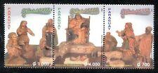 PARAGUAY - CHRISTMAS Yvert # 2857 D/F, Complete Set, MNH, VF
