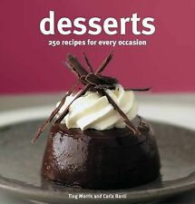BRAND NEW - Desserts: 250 Recipes for Every Occasion by Rachel Lane - 1845432681