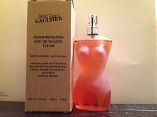 JEAN PAUL GAULTIER FOR WOMEN  3.3OZ/ 100ML EDT TSTER NO CAP WITH TSTER BOX