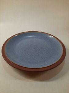 Denby Juice 7.25 Inch (18.5cm) Berry Blue plate