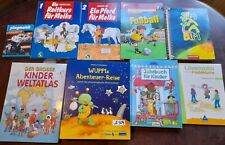 Konvolut Buchpaket Kinderbücher Junge Leser Wissen Lernen Sammelordner   (a509)