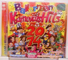 Karneval Hits 2014 + 2 CD Set + Original Stimmung vom Ballermann + Party Fete +