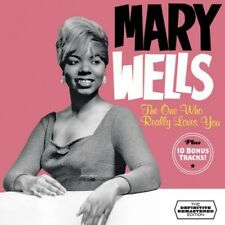 Mary Wells - One Who Really Loves You [New CD] Spain - Import