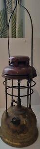 LARGE VINTAGE TILLEY PARAFFIN LANTERN LAMP 171