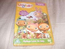 Waybuloo - Piplings Love To help (DVD, 2012)new/sealed,free postage uk