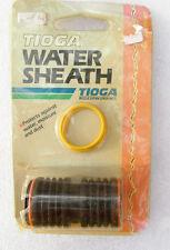 Protection axe boitier pedalier TIOGA Water Sheath. Neuf/NOS. O-rings. 60mms