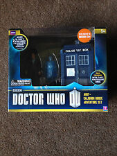 DOCTOR WHO 3.75Action Figure Set 'Caliburn House' from 'Hide' BBC Shop Exclusive