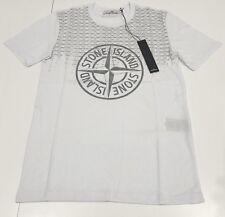 Shirt Stone Island Uomo BIANCA Taglia XL