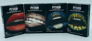 Maybelline Python Metallic Lip Kit-4 Colors to choose from-Volume Discount