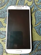New listing Samsung Galaxy S4 Sph-L720 - 16Gb - white (Sprint) Smartphone for parts