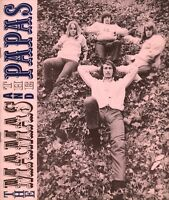 MAMAS AND THE PAPAS 1966 CALIFORNIA DREAMIN TOUR CONCERT PROGRAM BOOK / NM 2 MNT