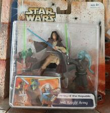Jedi Knight Army Star Wars Clone Wars 2003 Box