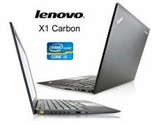 GEBRAUCHTER  LENOVO THINKPAD X1CARBON 14 CORE i5-4300U  1,9GHZ   SSD Win10