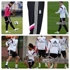 Adidas Real Madrid 2014 Adizero Ronaldo 3/4 Training Soccer Pants Small