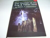 """The Haunter of the Ring and Other Tales"" (Tales of Mystery & the Supernatural)"
