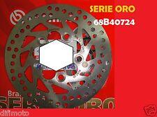 DISCO DE FRENO TRASERO BREMBO 68B40724 KYMCO SÍ 250 2013 2014 2015