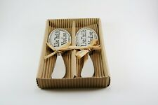 Thirstystone Decorative Spreaders – Set of Two - New In Box - Gift