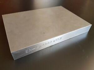Aluminium plate/sheet EN-AW 6082 8mm 10mm 12mm