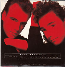 GO  WEST - I Want to hear it from you - 5 Track CD