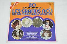 LES GRANDS NO. 1 DU PALMARES RADIOMUTUEL LP NEW SEALED Nanette Workman Lautrec+